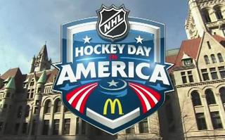 Hockey Day In America